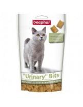 Beaphar Urinary-Bits – хрупкаво лакомство за котки за профилактика на уринарния тракт