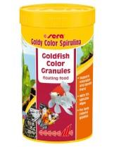 Sera goldy color spirulina - за златни рибки, оцветяваща - 50 мл.