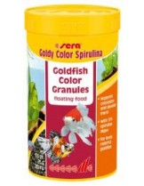 Sera goldy color spirulina - за златни рибки, оцветяваща - 3.8 кг.
