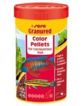 Sera Granugreen color pallets – храна за растителноядни цихлиди - 250 мл.