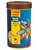 Sera Professional Blood worm- натурална храна неустоима за рибите с 60% Хирономус - 35 гр.