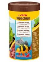 Sera Vipachips Храна за придънни рибки - 100 мл.