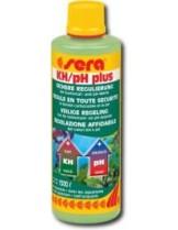 Sera kHpH Plus - За безопасно повишаване на карбонатната твърдост (kH) и pH на водата - 250ml