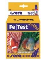 Sera  - Тест за определяне - Fe на водата - 15ml