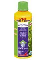 Sera - flore 1 carbo - течен въглероден диоксид за аквариумни растения - 50 ml.