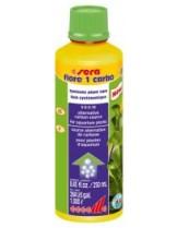 Sera - flore 1 carbo - течен въглероден диоксид за аквариумни растения - 250 ml.