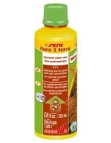 Sera - flore 2 ferro - течна добавка с желязо за аквариумни растения - 250 ml.