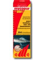 Sera Mycopur-  Срещу плесени, гъбички, червеи и паразити по хрилете - 500 мл.