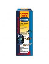 Sera med Professional Protazol - препарат против Ихтиофтириус и други паразити по рибите - 100 мл