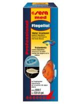 Sera med Professional Flagellol - препарат против чревни паразити по рибите - 50 ml