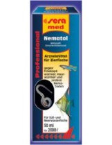 Sera med Professional Nematol - препарат за лечение срещу нематоди и кръгли червеи - 10 ml