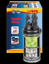 Sera PrefiX filter - аквариум предфилтър без мотор, с две филтърни кошници - 1.6 л.