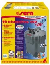 Sera fil Bioactive 250   + UV външен аквариумен филтър  250 - 750 л/ч за аквариуми до250л