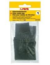 Sera - торбичка за филтърен материал -  малка