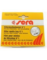 Sera  - торбичка за филтърен материал - голяма