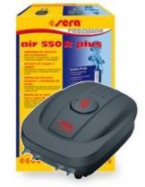 Sera Air 550 Plus - Помпичка за въздух с капацитет 550 л/ч,  моштност 8 W, с 4 изхода и електронно  регулиране