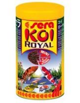 Sera KOI ROYAL Medium -  храна за средни кои и други езерни рибки -21000 мл.