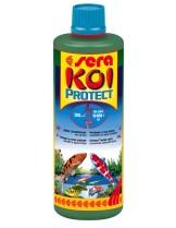 Sera KOI PROTECT -защитава мукусните мембрани на езерните рибки - 250 ml.