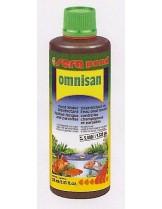 Sera Pond Оmnisan - медикамент - силен дезинфектант срещу гъбички и паразити в езерната вода - 5000 мл.