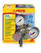 Sera - flore CO2 редуцир вентил за бутилки с външен клапан