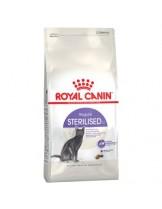 Royal Canin Sterilised 37   - суха гранулирана храна за възрастни кастрирани котки - 4 кг.