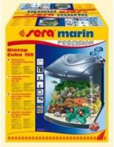 Sera marin Biotop Cube 130 - оборудван  морски аквариум  вместимост 130 л.и размери - 52х52х65 см.