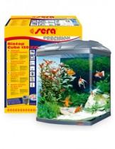 Sera Biotop Cube XXL 130 - - оборудван аквариум вместимост 130 литра комплект