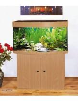 Woha NEGRO - Шкаф за аквариум Woha NEGRO 230 л. - цвят бук