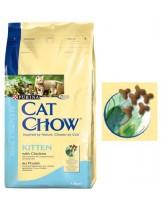 Cat Chow Kitten - за котенца до 1 година  - 15 кг.