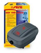 Sera Air 110 Plus - Икономична аквариумна помпа за въздух с капацитет 110л. / час и моштност 3W - нов код 1218905