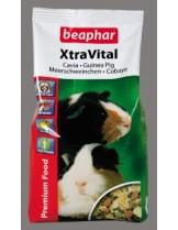 Beaphar - XtraVital - храна за морско свинче от  и дребни гризачи - 1  кг.