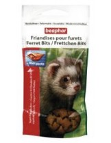 Beaphar Ferret Bits - малцови хапки за порчета - 35 gr.