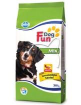 Fun Dog Mix 22/9 -  гранулирана  храна за кучета в зряла възраст с нормална физическа активност - 20 кг