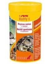 Sera Rafi I - балансирана храна за костенурки и месоядни влечуги - 100 ml