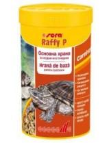 Sera Raffy Р - балансирана, гранулирана храна за костенурки - 1000 мл.