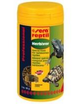 Sera Reptil Professional Herbivorous - храна за растителноядни влечуги - 250 мл