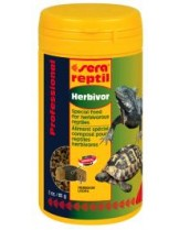Sera Reptil Professional Herbivorous - храна за растителноядни влечуги - 1000 мл