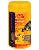 Sera Reptile Professional Carnivorous - храна за месоядни влечуги - 250 мл.