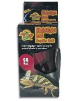 Zoo Med Nightlight Red - Нощна лампа за терариум - 15 W