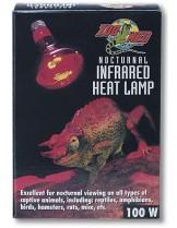 Zoo Med 150 В - Нощна инфраред нагряваща лампа - 150 W