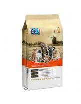 CAROCROC CAT CHIKEN  33/19  -за котки над 1 година от всички породи с пиле - 7 кг.