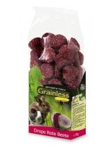 JR Farm - Беззърнена допълваща храна за гризачи с цвекло - 140 гр.