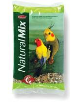 Padovan Naturalmix PP00128 - висококачествена и балансирана храна за средно големи папагали 0.850 кг.