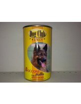 Dog Club Premium with Chicken - консерва за кче - с пиле - 1230 гр.