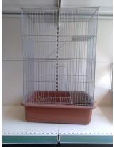 Клетка за Чинчила и други гризачи - размери: 46/73/32 см.