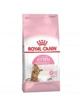 Royal Canin Kitten Sterilized - суха храна създадена за кастрирани котенца от 6 до 12 масеца - 0.400 кг.
