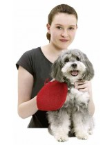 Karlie - ръкавица-четка за почистване на косми