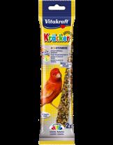 Vitakraft Krаcker Multivitamin - крекер за канари с мултивитамини - 2 бр. - 60 гр.