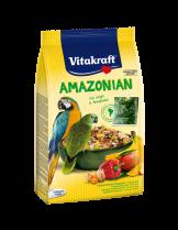 Vitakraft Amazonian - основна ежедневна храна за южноамерикански папагали - 0.750 кг.