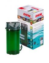 EHEIM classic 250 - външен филтър за аквариум  с пълнеж - биомедия - капацитет 440 л./ч.